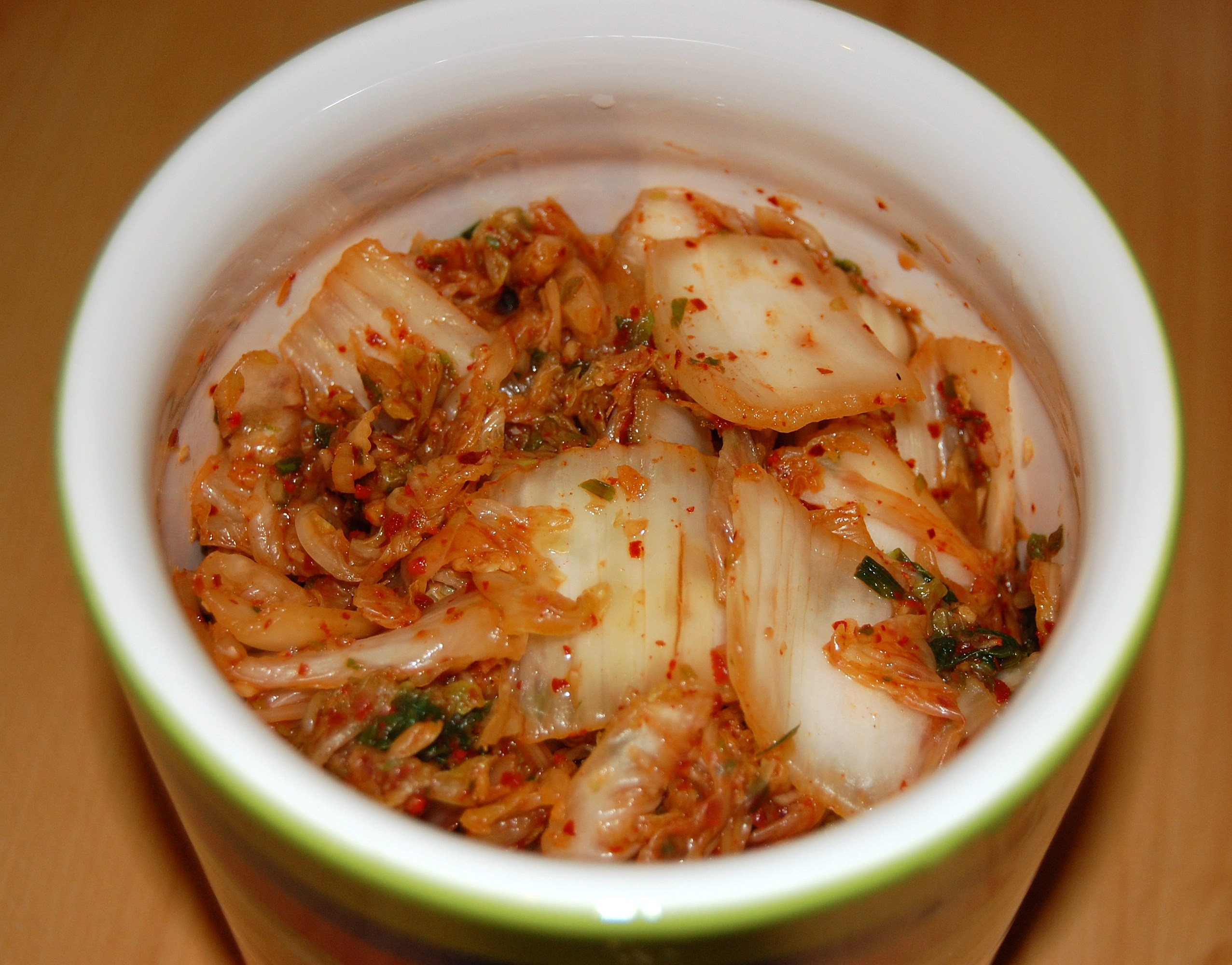 Homemade Kimchi - Perfect Health Diet | Perfect Health Diet
