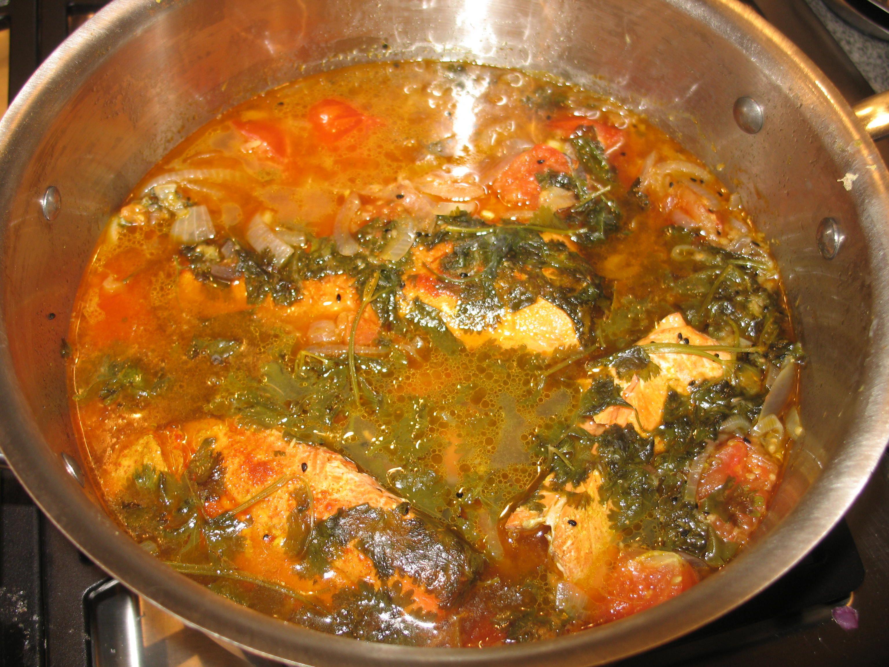 Fish recipes bangladesh