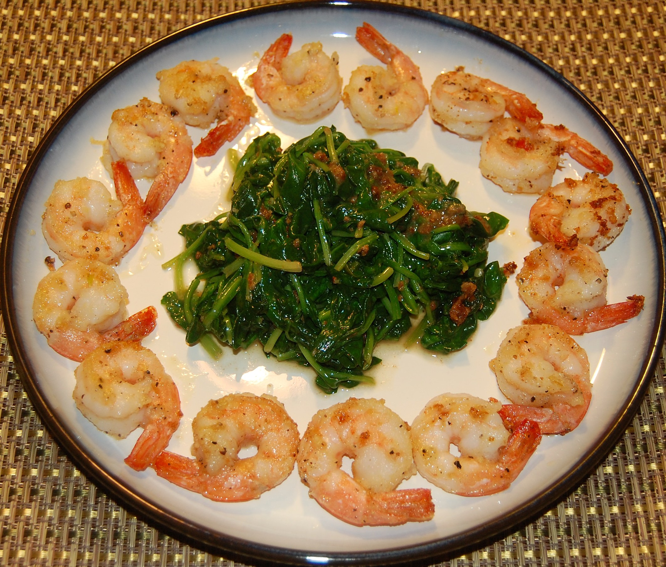 Garlic Shrimp - Perfect Health Diet | Perfect Health Diet