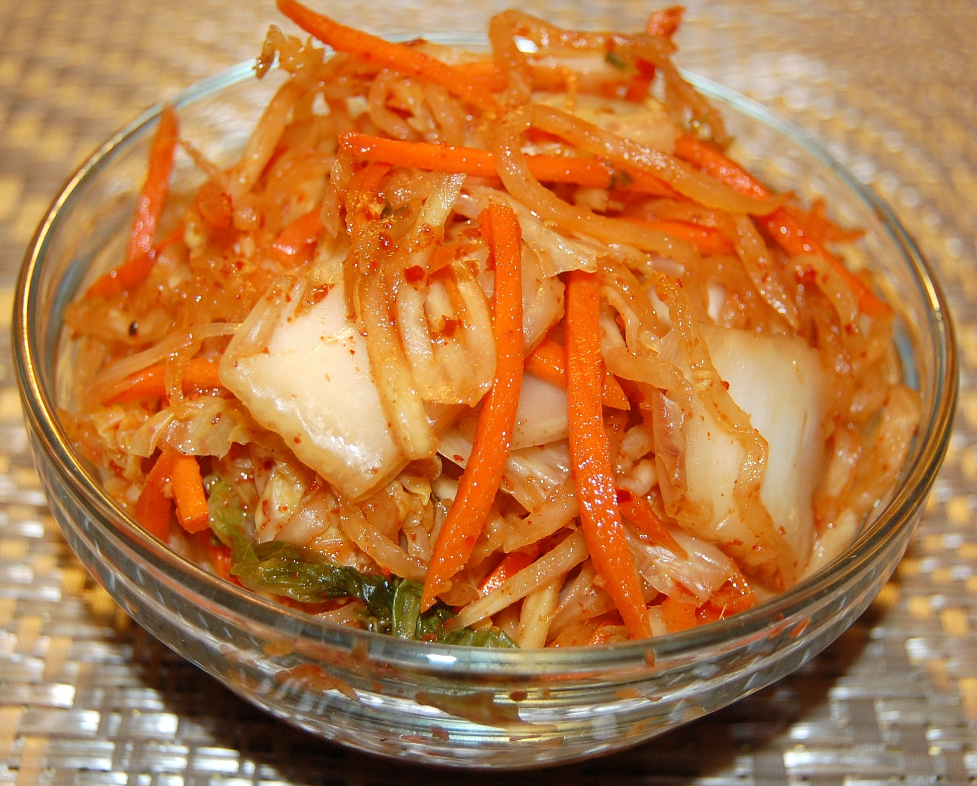 Shou-Ching's Mom's Kimchi - Perfect Health Diet | Perfect ...