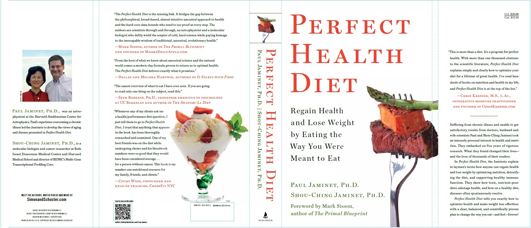 Perfect Health Diet Ebook